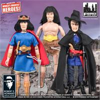 Conan The Barbarian Retro 8 Inch Action Figures