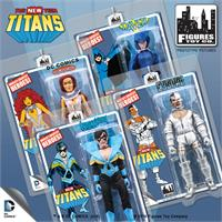 The New Teen Titans Series 1