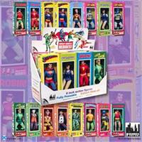 DC Comics Retro Style Packaging