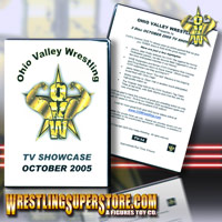 Ohio Valley Wrestling DVDs