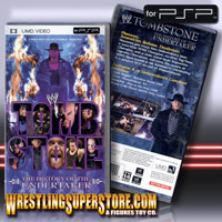 WWE UMD Video for PSP