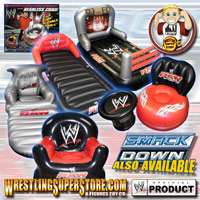 WWE Inflatable Items