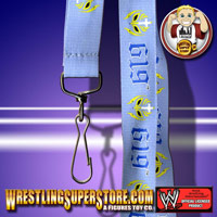 WWE Color Lanyards