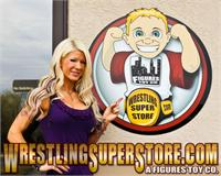 TNA Angelina Love Autograph Signings