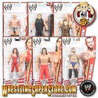 WWE Mattel Action Figures & Accessories