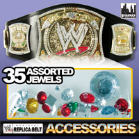 WWE Replica Belt Replacement Jewels