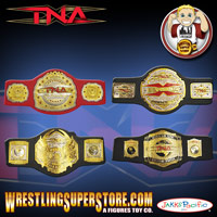 TNA Championship Toy Belts