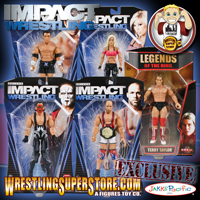 TNA Jakks Action Figures