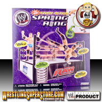 WWE Jakks Playsets & Wrestling Rings