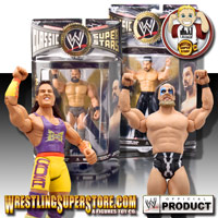 WWE Jakks Classic Superstars Series