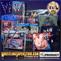 WWE Bedding Items & Pillows