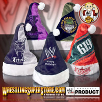 WWE Christmas Items