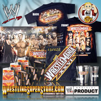 WWE Wrestlemania XXVI Merchandise