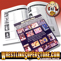 Wresting Card Price Guide
