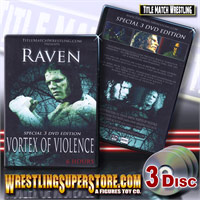 Title Match Wrestling DVDs