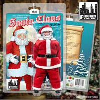 Santa Claus Retro 8 Inch Figure