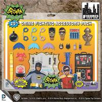 Batman Classic TV Series 25 Piece Crime Fighting Accessory Pack