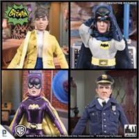 Batman Classic TV Series Action Figures
