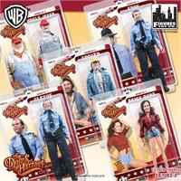 Dukes of Hazzard Retro Figures Series 2