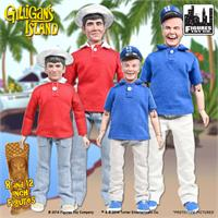 Gilligan's Island Action Figures