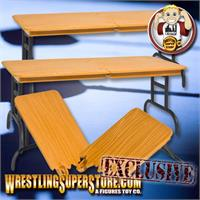 Breakable Tables For Wrestling Figures