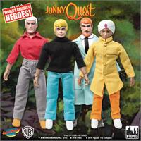 Jonny Quest Action Figures Series 1