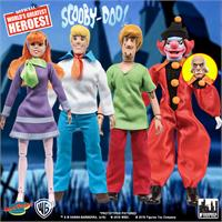 Scooby Doo Retro 8 Inch Action Figures Series One