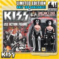 KISS 8 Inch Figure Two-Packs