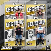 Legends of Professional Wrestling Action Figures