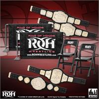 Ring of Honor Action Figure Belts & Accessories