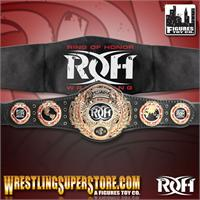 Ring of Honor Replica Belts