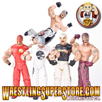 WWE Jakks Loose Figures