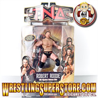 Misc. TNA Action Figures by Marvel & Toybiz