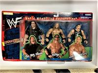 WWE Jakks Action Figures Three Packs
