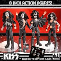 KISS Action Figures Series 2: Self Titled
