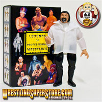 Misc. Wrestling Action Figures
