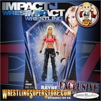 TNA Impact Wrestling Action Figures & Accessories