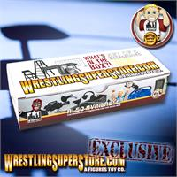Wrestling Action Figure Gear Special Deals & Playsets