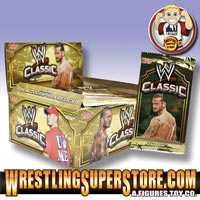 WWE Topps Classic Trading Cards