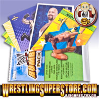 WWE Topps 2010 Royal Rumble Trading Cards
