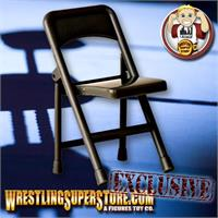 Folding Chairs for Wrestling Figures