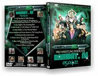 Pro Wrestling Syndicate DVDs