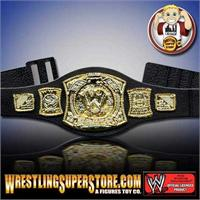 WWE Action Figure Belts
