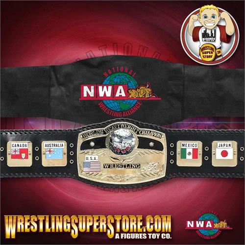 e2bf62712 NWA World Heavyweight Championship Ultra Deluxe Adult Size ...