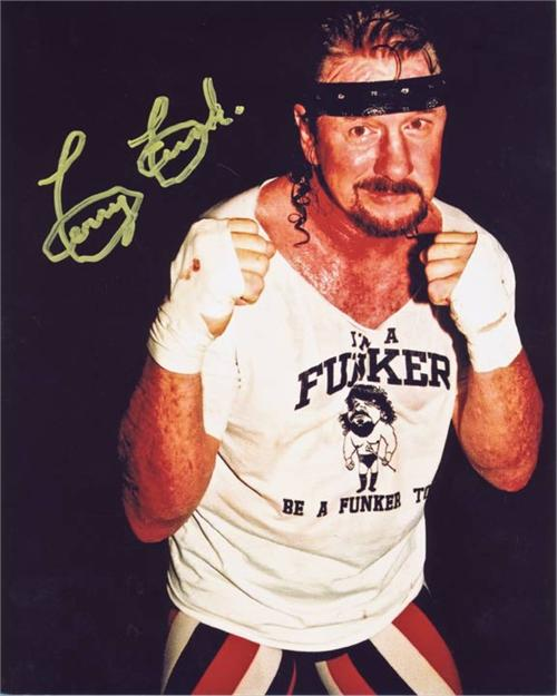 terry funk theme song