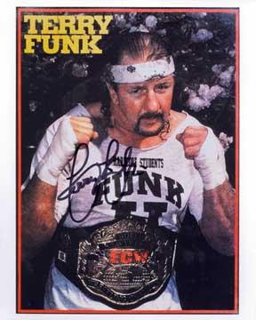 Terry Funk Ecw