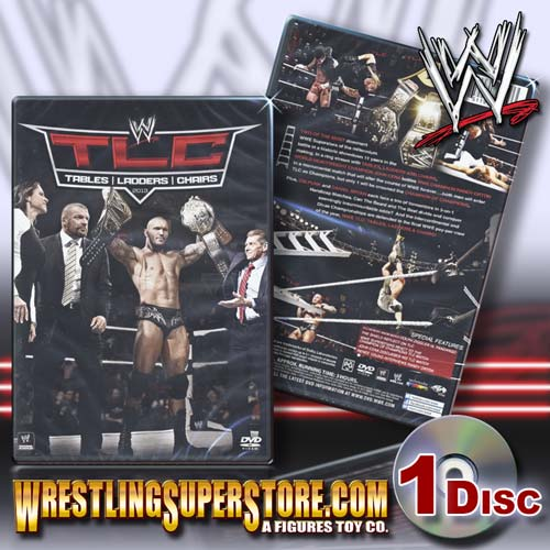 Wwe Tables Ladders And Chairs Toys Wwe Tlc Tables Ladders