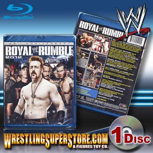 WWE Royal Rumble 2014 Returns - YouTube