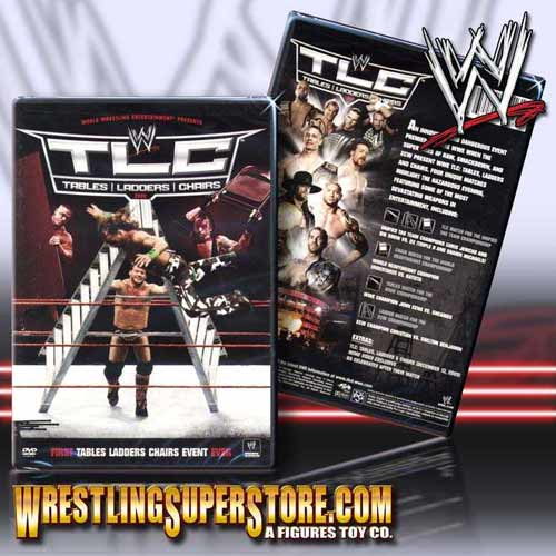 Wwe Tables Ladders And Chairs Toys Wwe Tlc Table Ladders Chairs