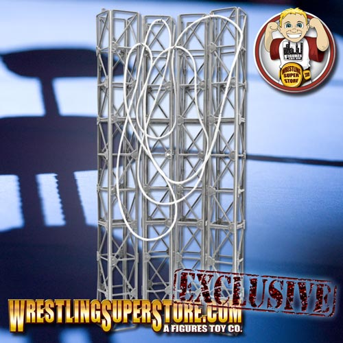 High Wire Wrestling Ring